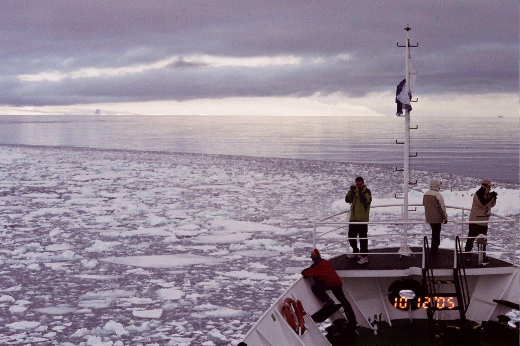 Antarctica Pack Ice