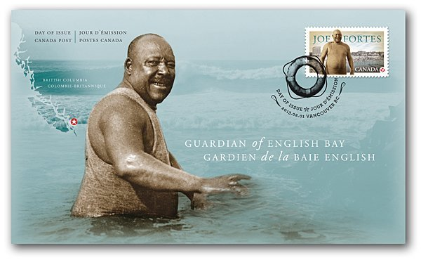Joe Fortes Stamp
