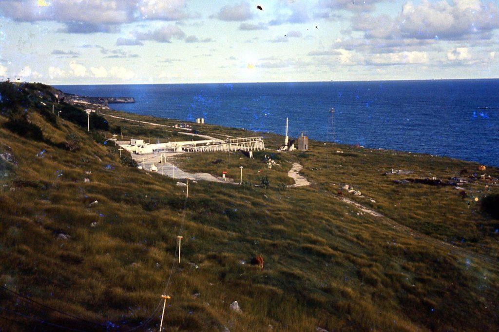 HARP site Barbados