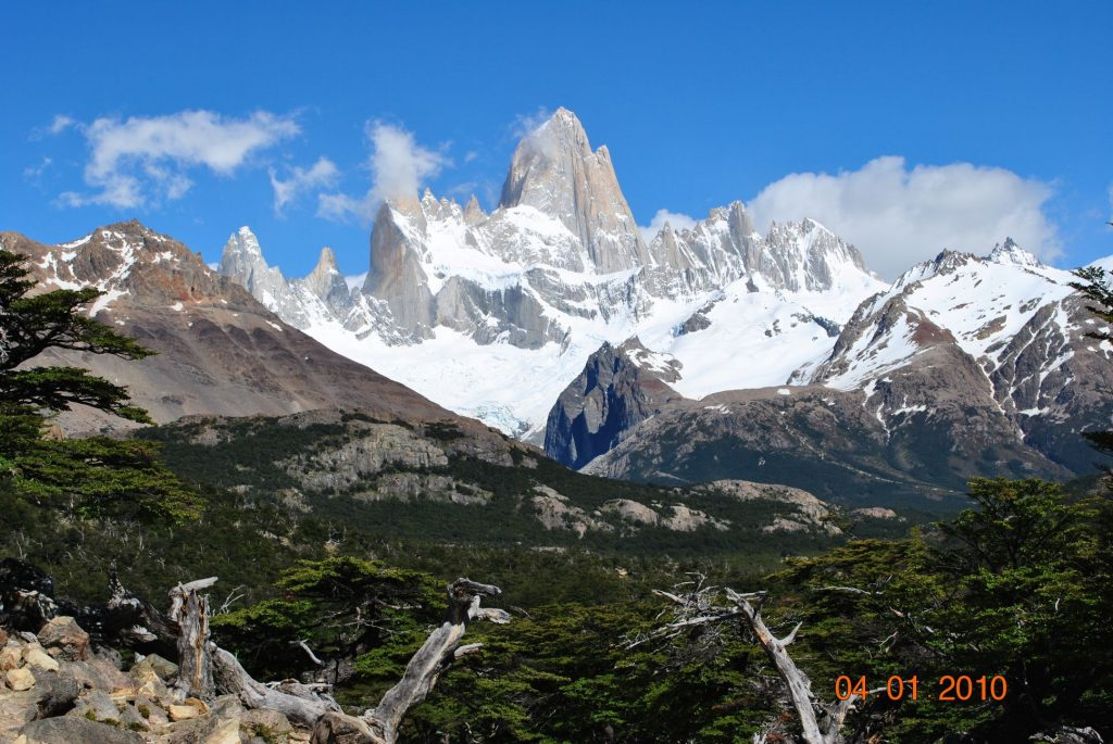 Mount Fitz Roy - Argentina Chile