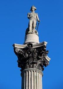 Nelson, Trafalgar Square, London