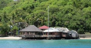 Basil's Bar - Mustique, St. Vincent & the Grenadines
