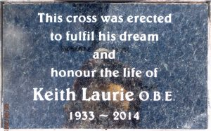Keith Laurie OBE