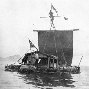 The Kon-Tiki Expedition By raft across the south Seas by Thor Heyerdahl
