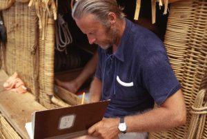 Thor Heyerdahl Ra II