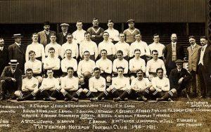 Tottenham Hotspur FC 1910-11