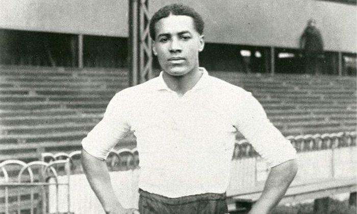 Black Bajan footballer Walter Tull