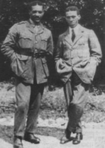 Walter and Edward Tull. Phil Vasili/Finlayson Family Collection