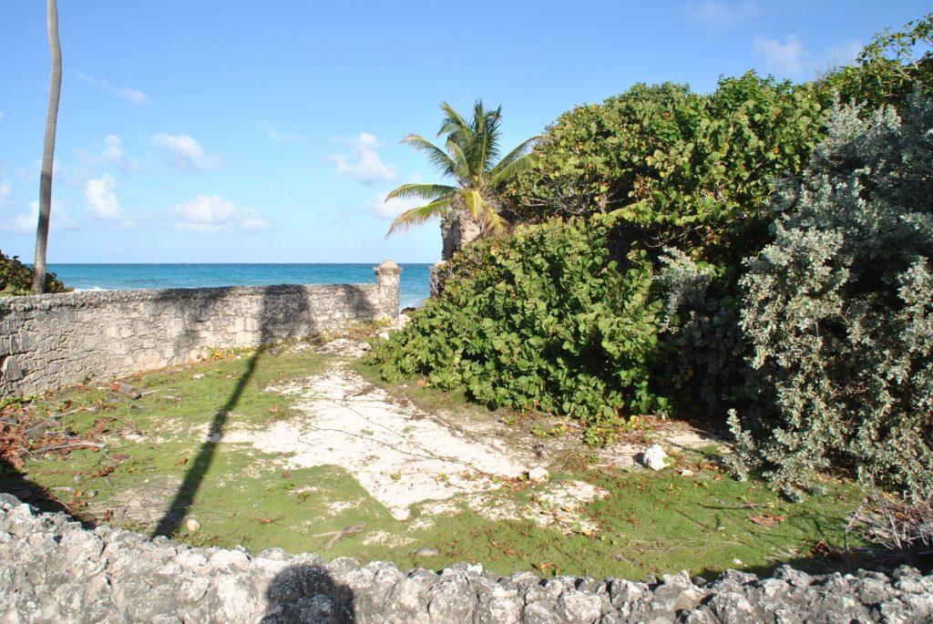 Sam Lords Castle fish pool - Barbados