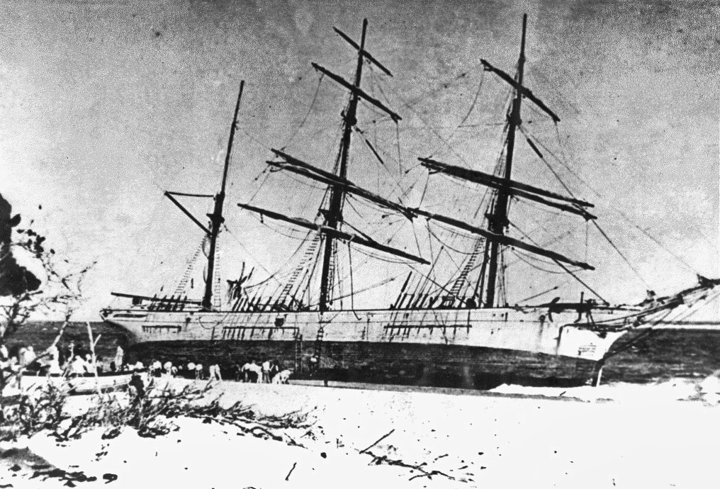 Wreck of SV Nordenskjold