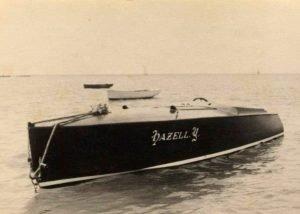 Hazel Y harbour patrol boat