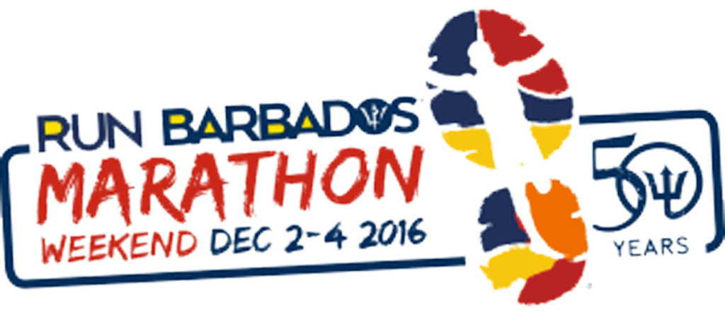 Run Barbados Marathon 2016 logo