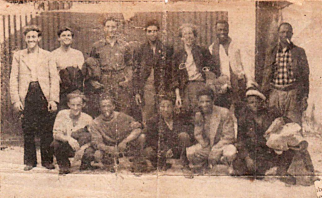 SS Scottish Star Survivors Arrive Barbados Feb 1942