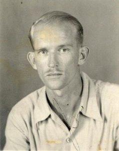Jim Burton - 1944 RCAF