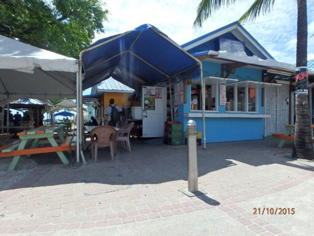 Annies B.B.Q, Oistins, Barbados
