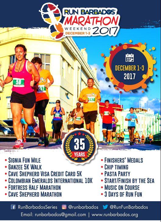 Run Barbados 2017