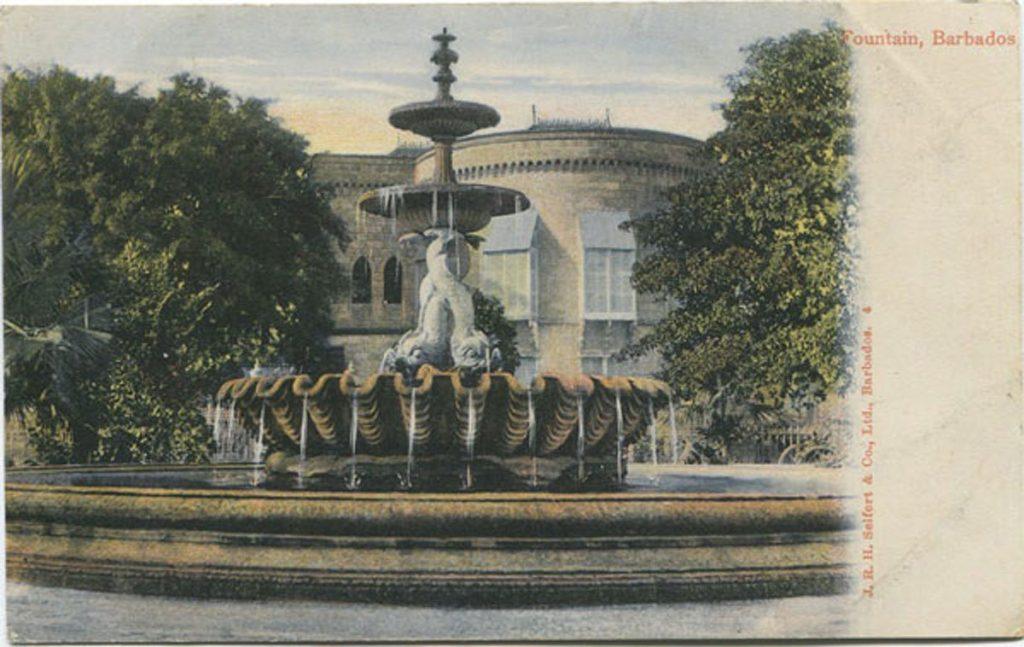Fountain Square Barbados