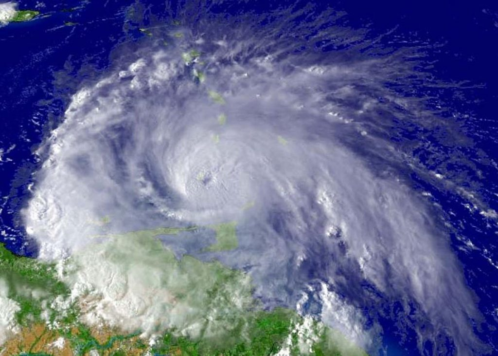 Hurricane Ivan 2004 - Grenada