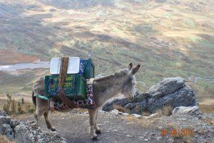 Circuit of Cordillera Huayhuash – Peru