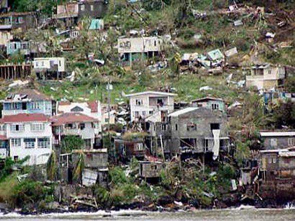 Hurricane Ivan Grenada Bajanthings