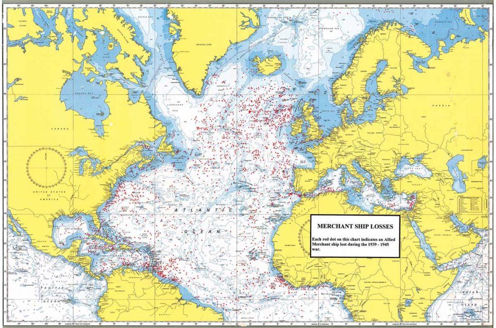 Merchant Ship Losses 1939-45