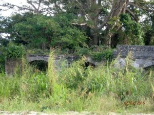 Remains of AS Waterman factory