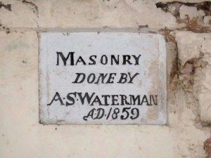 Masonry By AS Waterman