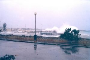 Hurricane Ivan - Barbados