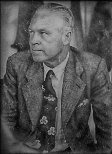 Major Cyril Weatherhead