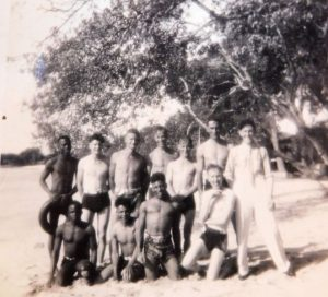 Survivors of the SS Scottish Star 1942