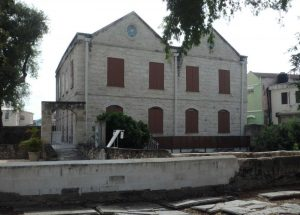 The Nidhe Israel Synagogue, Barbados