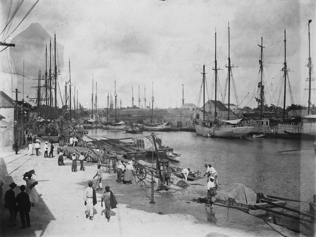Blackwood Screw Dock - 1910 to 1939