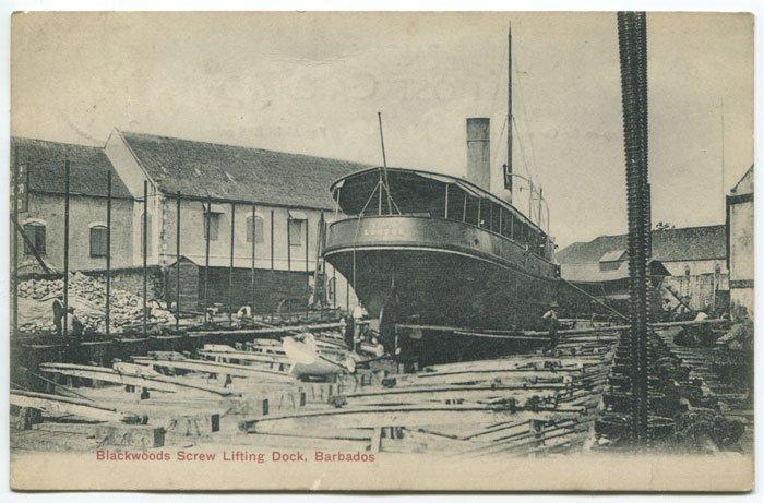 Blackwood Screwdock 1908