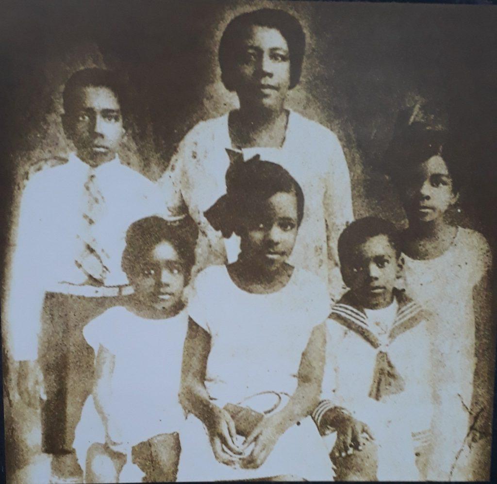Ruth Barrow - Errol Barrow's mother