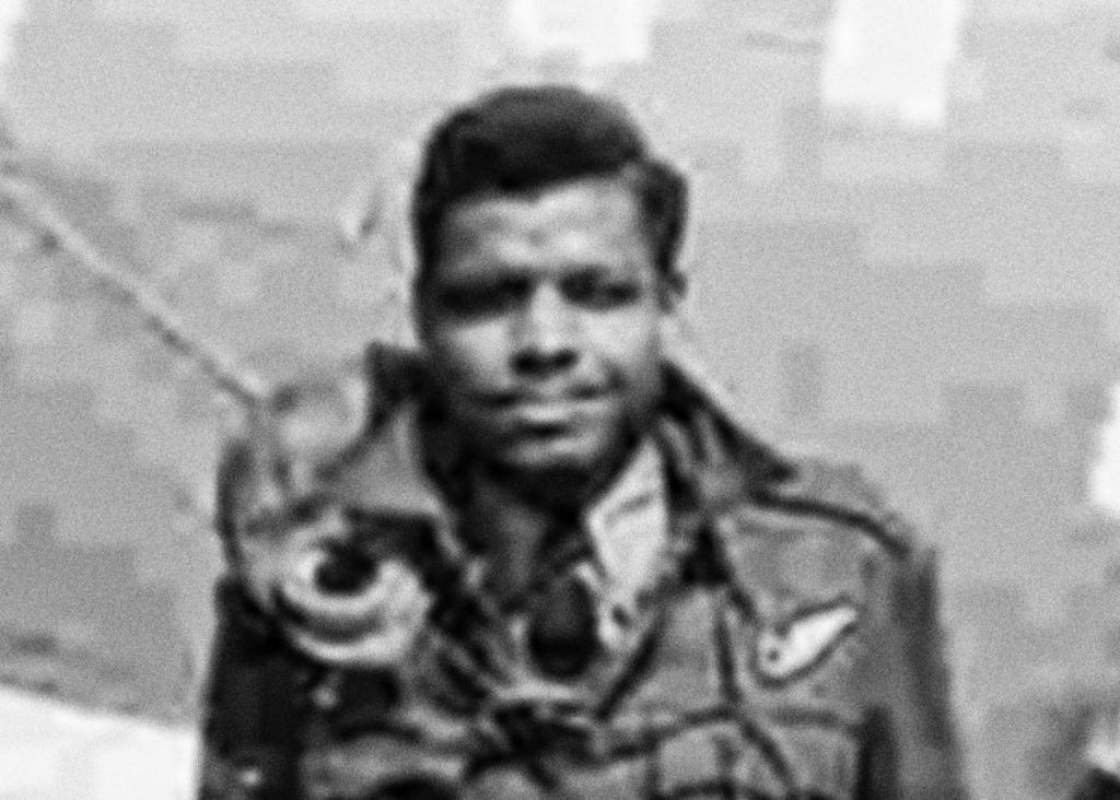 SGT Errol Barrow RAF, 31 OTU RAF Debert, Nova Socia, Canada – 7 April 1944