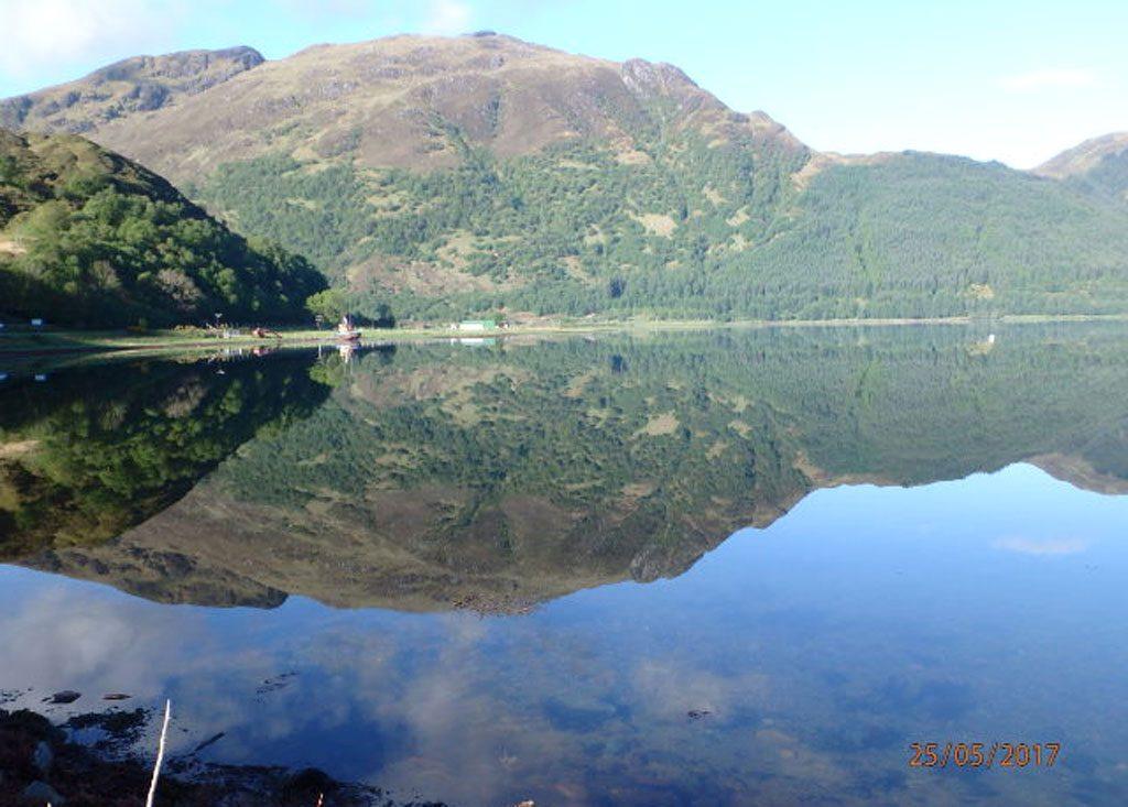 Loch Duich Scotland - 2017