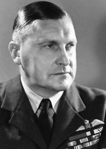 Marshal of the Royal Air Force Sir William Sholto Douglas