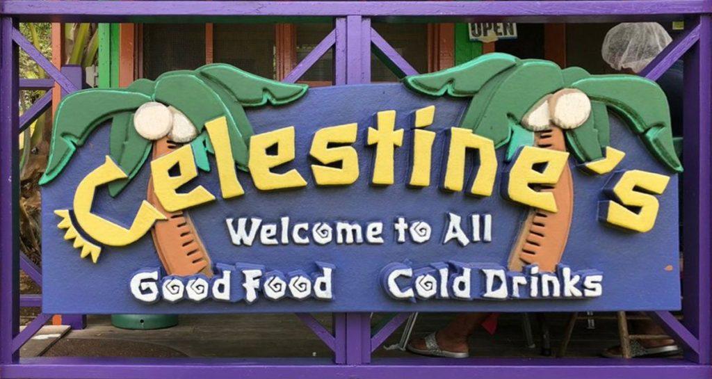 Celestine Bajan Food
