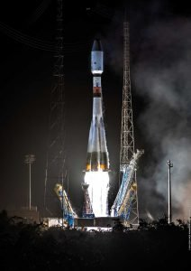 Soyuz VS23 lift-off