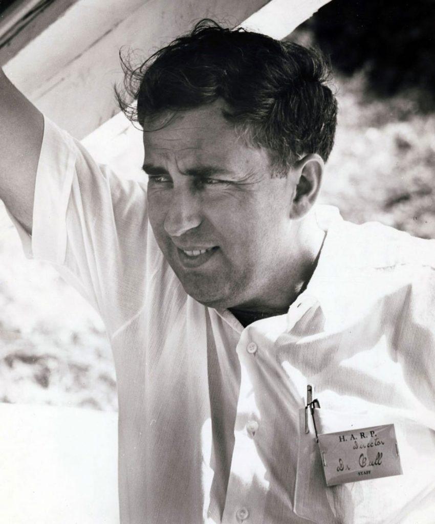 Dr Gerald Bull - HARP
