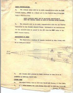 HARP Observation Mission June 1963