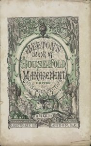 Mrs Beeton's Book of Household Management