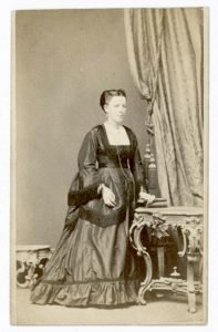Lady In Dress JWR Campion