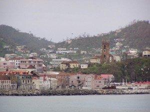 Grenada - Island wide devastation in the aftermath of the Hurricane Ivan
