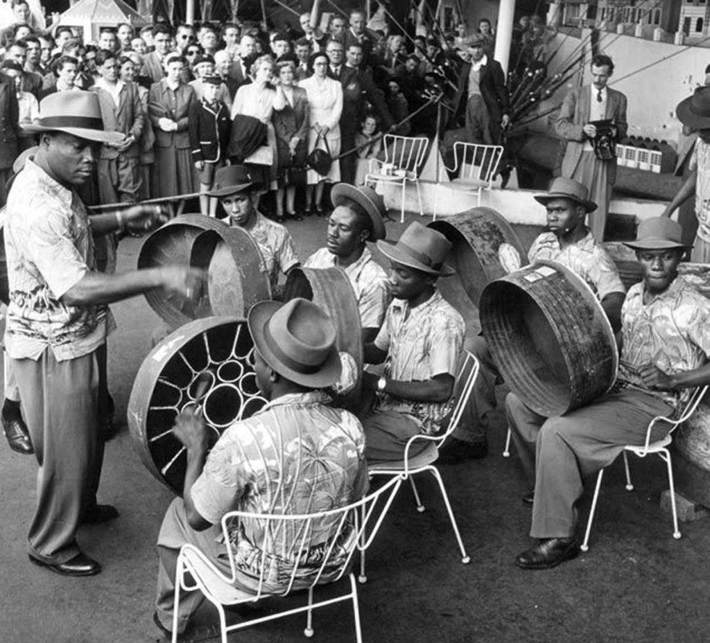 TAPSO - Festival of Britain, July 1951