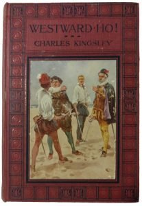 Westward Ho! Charles Kingsley