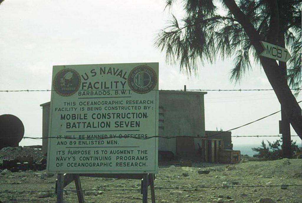 Building NAVFAC Barbado