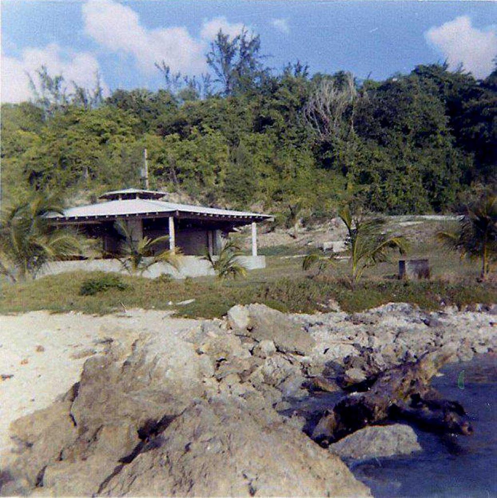 NAVFAC - Barbados Bluff Pavillion