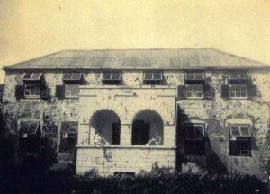 Ashbury Plantation great house