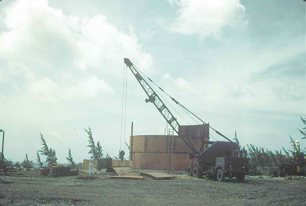Building NAVFAC Barbados
